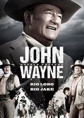 John Wayne Double Feature: Rio Lobo / Big Jake