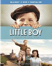 Little Boy (Blu-ray + DVD)