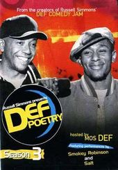 Russell Simmons Presents Def Poetry - Season 3