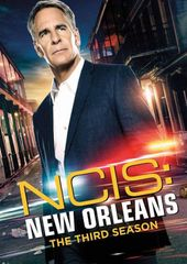 NCIS: New Orleans - 3rd Season (6-DVD)