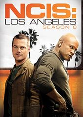 NCIS: Los Angeles - Season 8 (7-DVD)