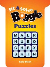 Word & Word Search: Sit & Solve Boggle Puzzles