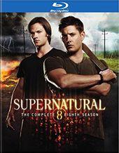 Supernatural - Season 8 (Blu-ray)