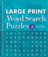 Word & Word Search: Large Print Word Search