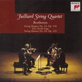 Beethoven: String Quartet No. 13, Op. 130 with