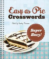Crosswords/General: Easy as Pie Crosswords: Super