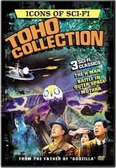 Toho Collection (The H-Man / Battle in Outer