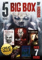 Big Box of Horror (KillerKiller / The Nurse / The