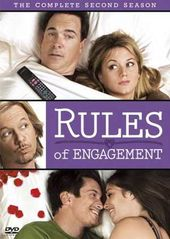 Rules of Engagement - Complete 2nd Season (2-DVD)