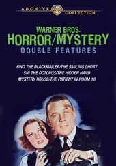 Warner Brothers Horror Mystery Double Features: