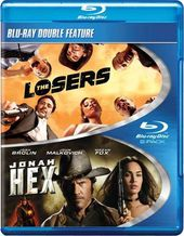The Losers / Jonah Hex (Blu-ray)