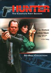 Hunter - Complete 1st Season (6-DVD)