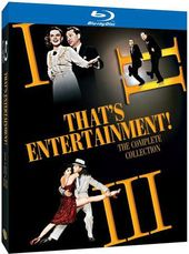 That's Entertainment! - Trilogy Giftset (Blu-ray)