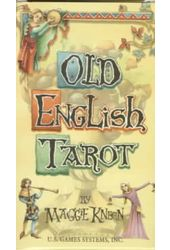 Card Games/General: Old English Tarot