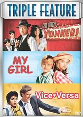 Lost In Yonkers / My Girl / Vice Versa (3-DVD)