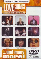 Love Songs: Original Hits & Video Clips [Import]