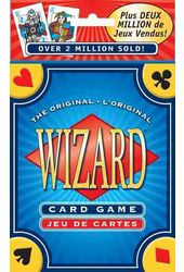 Card Games/General: Wizard Card Game - Canadian