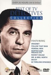 Best of TV Detectives Collection (6-DVD)