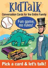 Card Games/General: Kid Talk: Conversation Cards