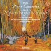Ravel: Piano Concertos; Falla: Nights in the