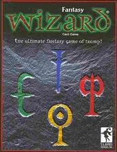 Card Games/General: Fantasy Wizard Card Game: