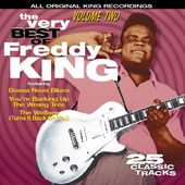 Very Best of Freddy King, Volume 2