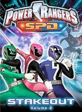 Power Rangers S.P.D., Volume 2: Stakeout