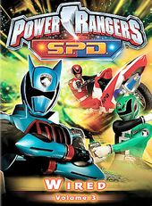 Power Rangers S.P.D., Volume 3: Wired