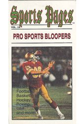 Sports Pages Vol. 16: Pro Sports Bloopers