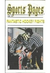 Sports Pages: Volume 46 - Fantastic Hockey Fights