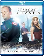 Stargate: Atlantis - Season 3 (Blu-ray)