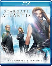 Stargate: Atlantis - Season 5 (Blu-ray)