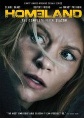 Homeland - Complete 5th Season (4-DVD)