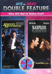 His vs. Hers Double Feature - Johnny Mnemonic /