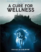A Cure for Wellness (Blu-ray + DVD)