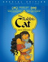 Rabbi's Cat (Blu-ray)