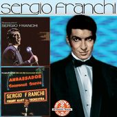 Exciting Voice of Sergio Franchi / Live At The