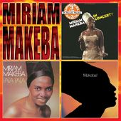 In Concert! / Pata Pata / Makeba! (2-CD)