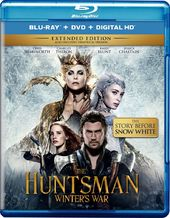The Huntsman: Winter's War (Blu-ray + DVD)