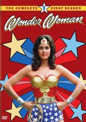 Wonder Woman - Complete 1st Season (5-DVD)