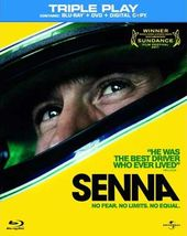 Senna [Import] (Blu-ray)