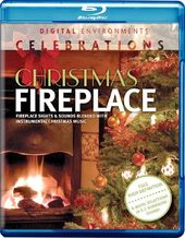 Christmas Fireplace (Blu-ray)