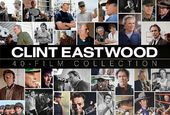 Clint Eastwood 40-Film Collection (40-DVD)