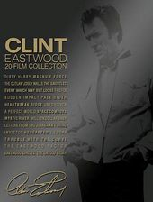 Clint Eastwood: 20 Film Collection (Blu-ray, With