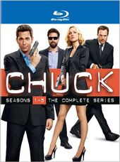 Chuck - Complete Series (Blu-ray)