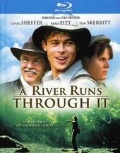 A River Runs Through It (Blu-ray, With Booklet)