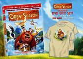Open Season (Widescreen) (DVD Gift Set with Open