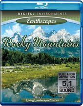 Living Landscapes: Rocky Mountains (Blu-ray,