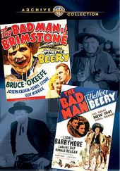Wallace Beery Double Feature: The Bad Man of