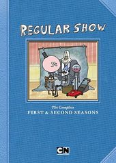 Regular Show - Complete 1st & 2nd Seasons (3-DVD)